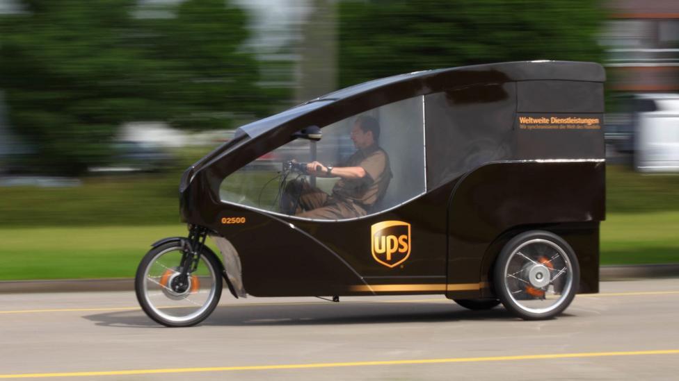 UPS Cargo Cruiser