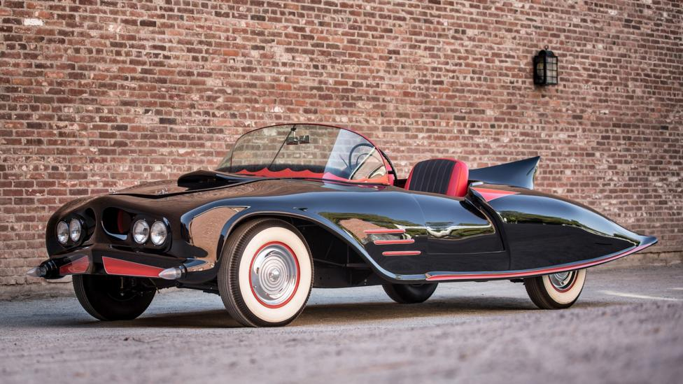 1963 Forrest Robinson Batmobile