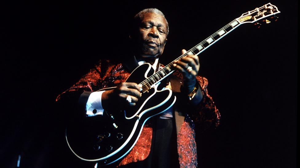 BB King (Credit: Credit: Pictorial Press Ltd / Alamy Stock Photo)