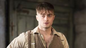 Actor Daniel Radcliffe gets five-star reviews for the Broadway production of The Cripple of Inishmaan.