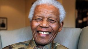 South Africans and world leaders pay tribute to Nelson Mandela, who led the transition from white minority rule and has died aged 95.