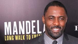 Playing Nelson Mandela on the big screen has made Idris Elba more selective about his future roles, the actor tells the BBC.