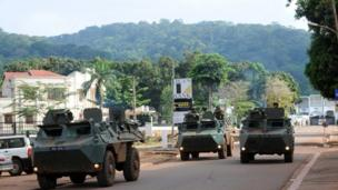 The African Union is to increase significantly the number of troops it plans to send to end communal fighting in the Central African Republic.