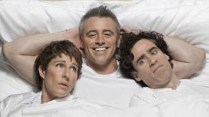 LA-based comedy Episodes, featuring Friends star Matt Le Blanc as a fictional version of himself alongside Stephen Mangan and Tamsin Greig, is commissioned for a fourth series.