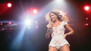 Pop star Beyonce unexpectedly releases her fifth album on iTunes overnight, with 14 new tracks and 17 music videos.