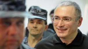 Russian ex-tycoon Mikhail Khodorkovsky is released following a decade in jail, after receiving a pardon from Russian President Vladimir Putin.