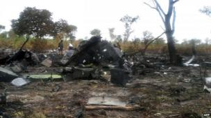 Mozambique's civil aviation institute says a pilot deliberately crashed a passenger plane last month, killing all 33 people on board.