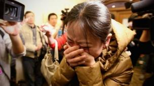 Radar signals show a Malaysia Airlines plane missing for more than 24 hours with 239 people on board may have turned back, officials say.