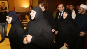 A group of Greek Orthodox nuns kidnapped by rebels in the Syrian Christian town of Maaloula in December have been released.