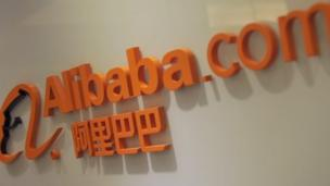 Shares in Chinese media firm ChinaVision soar over 250% after Alibaba announces it has paid $804m for a controlling stake in the company.