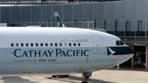 Hong Kong's Cathay Pacific airways posts a 204% increase in profits in 2013 to $335m, as demand for flights to southern China increases.