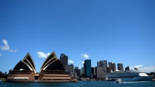 Australia's economy adds 47,300 jobs in February - three times what analysts had been expecting.