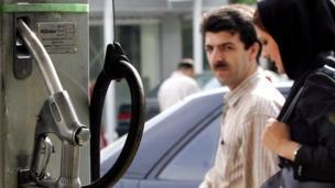 Iran cuts state subsidies on petrol, sending prices up by as much as 75%, as the government tries to boost an economy battered by sanctions.