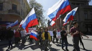 The Russian economy may see zero growth this year because of the Ukraine crisis, Russia's finance minister has admitted.