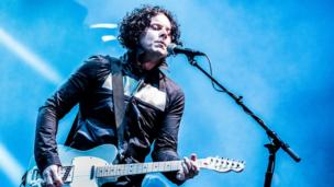 Jack White records and cuts a single in four hours, and claims a world record has been broken.