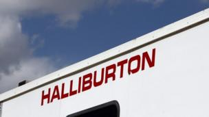US oil exploration firm Halliburton has reported better-than-expected first quarter profits, helped by robust drilling activity in Russia, Saudi Arabia and Angola.