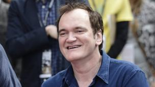 A judge dismisses Quentin Tarantino's attempt to sue gossip website Gawker for $1m for helping to leak his The Hateful Eight screenplay.