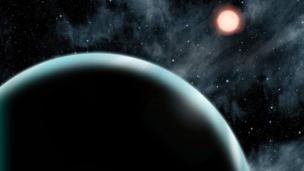 Astronomers in the US have discovered a distant world with the longest year of any planet outside our Solar System.