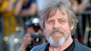 "Star Wars actor Mark Hamill calls returning to the franchise was an ""unexpected gift"", and says Harrison Ford is recovering well from his broken ankle."