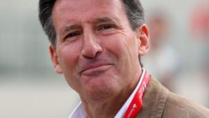 Lord Coe indicates that he has withdrawn from the race to be the next chairman of the BBC Trust.