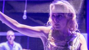 Critics say Gillian Anderson gives the performance of her career in A Streetcar Named Desire at London's Young Vic.