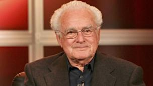 Prolific US television producer Robert Halmi Sr, whose work won dozens of Emmy Awards, dies at the age of 90.
