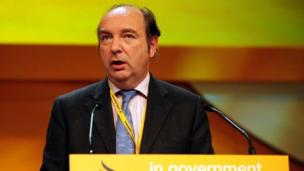 Norman Baker - the minister in charge of regulating animal experiments - tells the BBC he wants them to end.