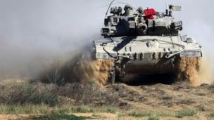 Israel and Hamas begin an unconditional 72-hour humanitarian ceasefire on Friday morning, after 24 days of fighting.