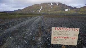 Iceland issues a red alert for the Bardarbunga volcano, closing air space over the eruption site but all airports currently remain open.