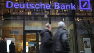 Germany's Deutsche Bank is fined £4.7m by UK regulators for inaccurately reporting transactions between November 2007 and April 2013.