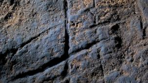An engraving found at a cave in Gibraltar may be the most compelling evidence yet for Neanderthal art.