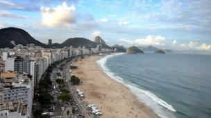 A contraction of 0.6% in Brazil's economy between April and June, and a revision of the first quarter, has pushed the country into recession, latest figures show.