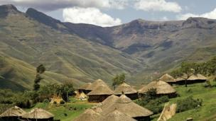 Lesotho's prime minister crosses into South Africa, accusing Lesotho's army of staging a coup and telling the BBC his life is in danger.