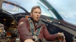 Sci-fi blockbuster Guardians of the Galaxy rules the US box office, becoming the biggest film of the year so far.