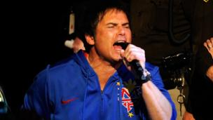 Jimi Jamison, the lead singer for US rock band Survivor, who sang and co-wrote the theme tune for hit TV series Baywatch, dies aged 63.