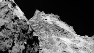 The European Space Agency is about to announce the site on Comet 67P where the Rosetta mission will try to make a historic landing.