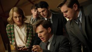 Alan Turing biopic The Imitation Game, starring Benedict Cumberbatch as the British code breaker, wins the People's Choice award at Toronto Film Festival.