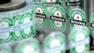 "Dutch brewing giant Heineken has rejected a takeover offer from SABMiller saying the proposal is ""non-actionable""."