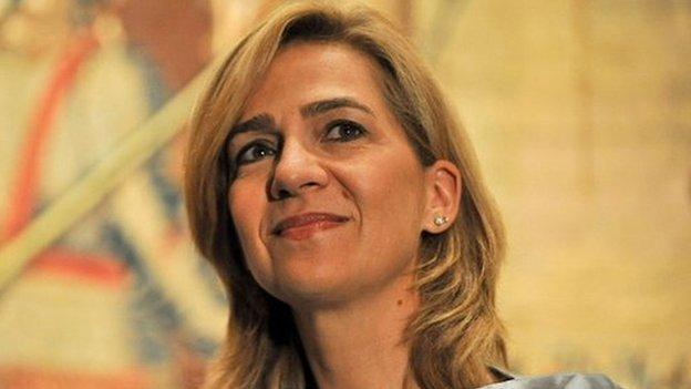 The Spanish king's sister, Princess Cristina, is to face a tax fraud trial over alleged links to her husband's dealings.