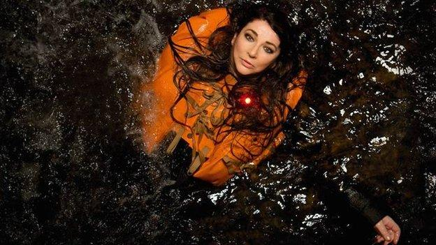 "Singer Kate Bush says her recent run of 22 comeback concerts was ""one of the most extraordinary experiences"" of her life."