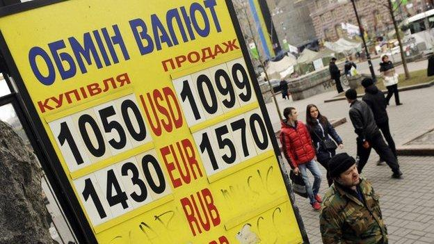 Ukraine's economy is likely to suffer more than previously predicted because of the conflict in the east of the country, the World Bank has said.