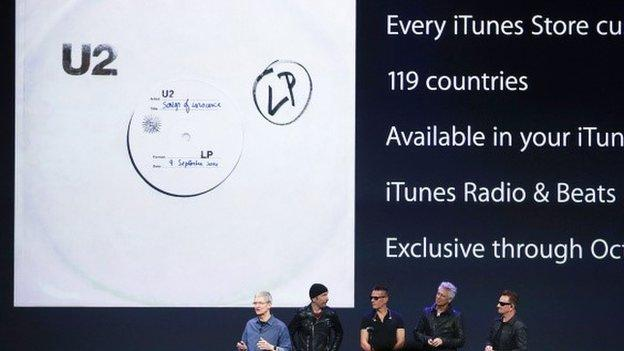 Apple releases a tool to remove U2's new album from its customers' iTunes accounts in response to complaints six days after giving away the music for free.