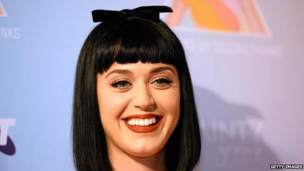 Katy Perry and Ariana Grande are up for the most awards at this year's ceremony in Glasgow, this November.