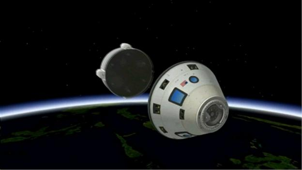 The US space agency picks the companies it hopes can take the country's astronauts back into space - a capability lost when the shuttles retired in 2011.