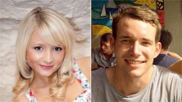 The trial is under way in Thailand of two Burmese men charged with the murder of British tourists Hannah Witheridge and David Miller in September.