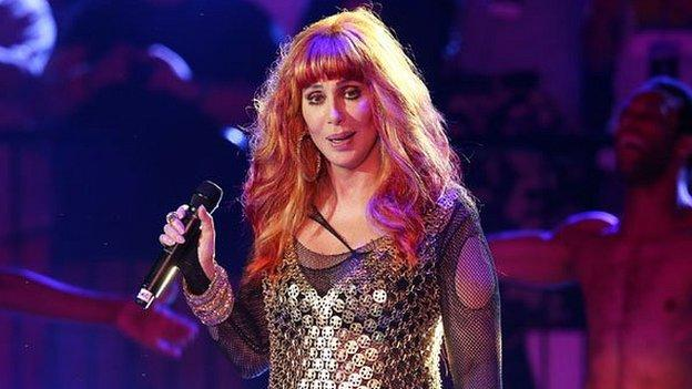 "Three dancers are suing Cher for race and age discrimination amid claims she said there was ""too much colour"" on her tour."