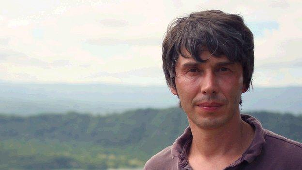 The presenter and physicist Brian Cox says he supports the idea that many universes may exist.
