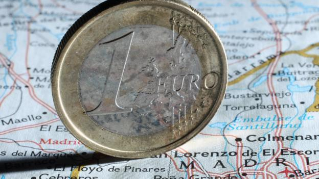 Eurozone business growth cooled again in September, with activity expanding at its slowest pace since December, a closely-watched survey indicates.