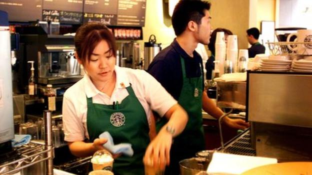 US coffee chain Starbucks plans to buy the remaining 60.5% stake of its Japanese unit in a $914m deal.