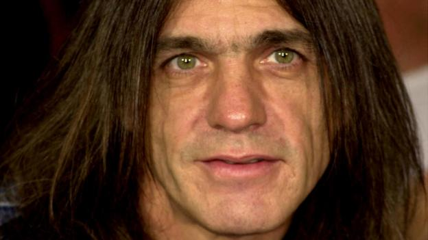 Malcolm Young, founding member and rhythm guitarist of AC/DC, left the rock band because he is suffering from dementia, his family confirms.
